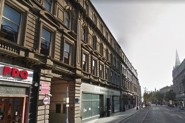 Thumbnail Flat to rent in Commercial Street, 2 1, Dundee