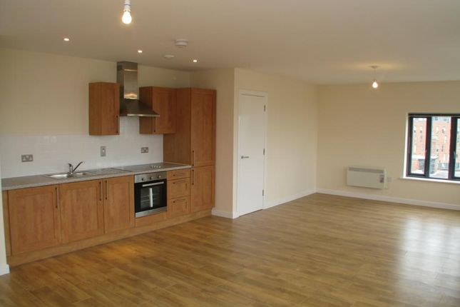 Thumbnail Flat to rent in Weavers House, East Street Mills, East Street, Leeds