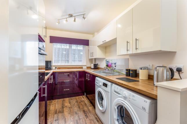 Kitchen of Hufling Court, Burnley, Lancashire BB11