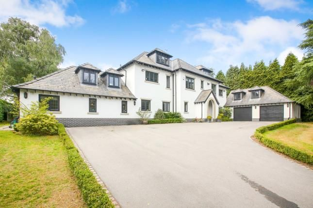 Thumbnail Detached house for sale in Summerhill Road, Prestbury, Macclesfield, Cheshire