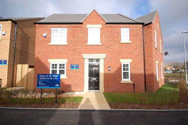 Thumbnail Semi-detached house for sale in Heyhouses Lane, Lytham St Annes, Lancashire
