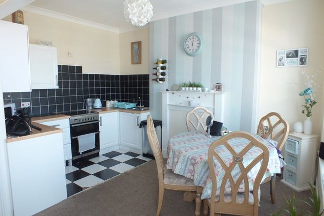 Thumbnail 2 bed maisonette to rent in Pennsylvania Road, Torquay