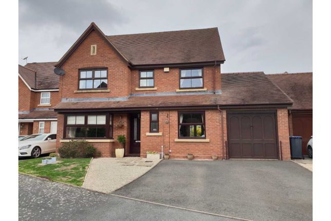 Thumbnail Detached house for sale in Millers Bank, Broom