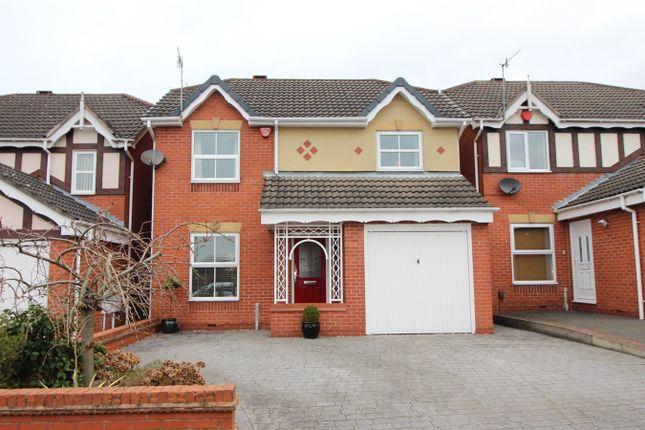 Salcombe Close, Newthorpe, Nottingham NG16