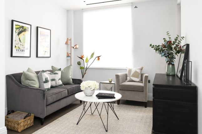 Living Room of Chancery Lane, London WC2A