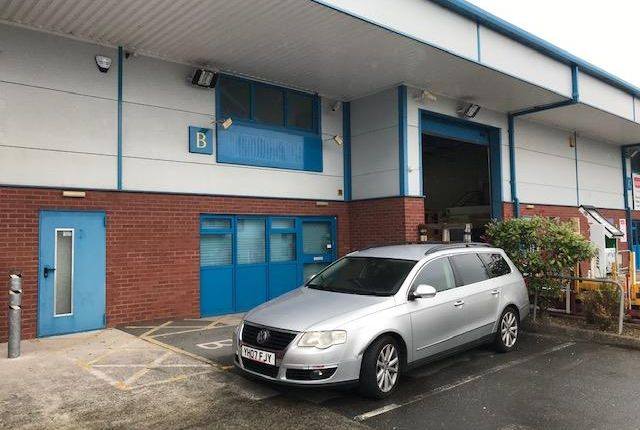 Thumbnail Light industrial to let in Unit B, Valley Court, 41 Valley Road, Plymouth, Devon