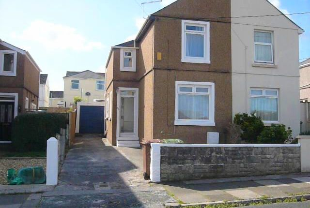 Thumbnail 2 bed semi-detached house to rent in Marina Drive, West Park