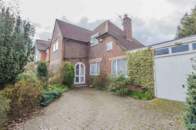 Thumbnail Detached house to rent in Hansler Grove, East Molesey