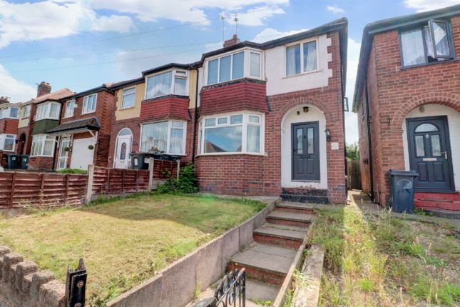 Thumbnail Semi-detached house for sale in Hansons Bridge Road, Erdington, Birmingham