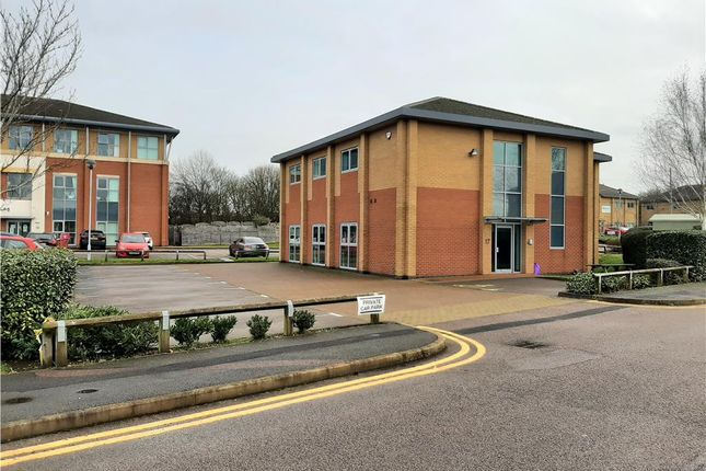 Thumbnail Office to let in 17 The Point, Market Harborough, Leicestershire