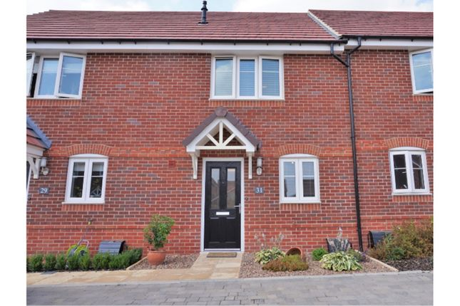 Thumbnail Terraced house for sale in Ramsons Crescent, Didcot
