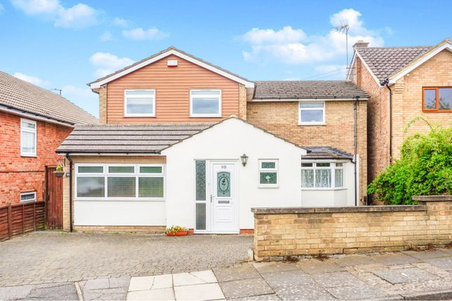 Thumbnail Detached house for sale in St. Marys Road, Kettering