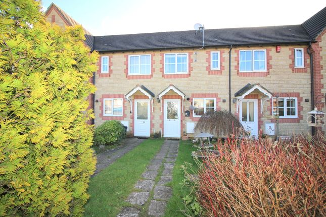 Thumbnail Terraced house for sale in Snell Drive, Latchbrook, Saltash
