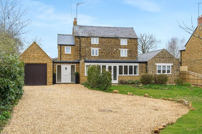 Thumbnail Detached house for sale in North Newington, Banbury, Oxfordshire