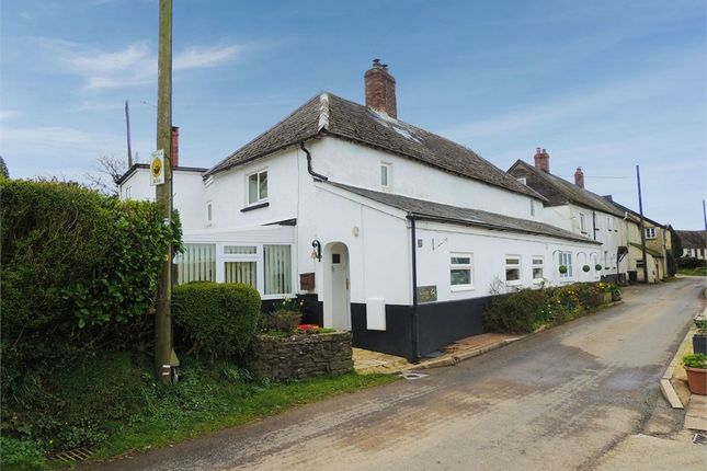 Thumbnail Semi-detached house for sale in Oldways End, East Anstey, Tiverton, Somerset
