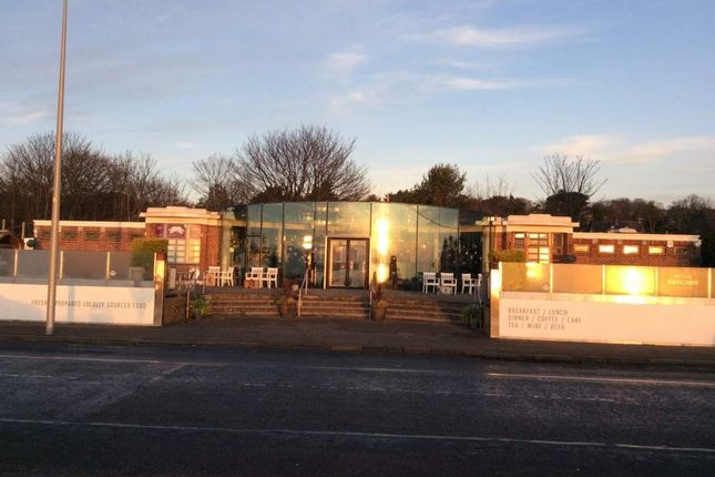 Thumbnail Restaurant/cafe for sale in The Esplanade, Broughty Ferry, Dundee