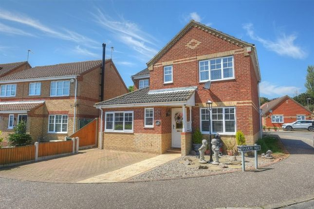 Thumbnail Detached house for sale in Sharpe Way, Ormesby, Great Yarmouth