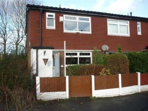 Thumbnail Terraced house to rent in Newquay Close, Brookvale, Runcorn