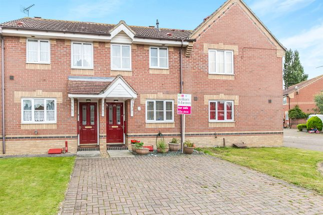 Thumbnail Terraced house for sale in St. Edmunds Close, Dovercourt, Harwich