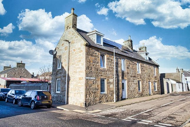 Thumbnail Detached house for sale in Brander Street, Burghead, Elgin, Moray (Elginshire)