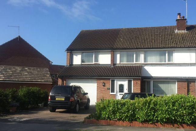 Thumbnail Semi-detached house for sale in Weatherbury Way, Manor Park, Dorchester