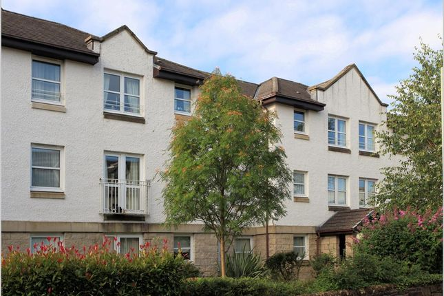 Thumbnail Flat for sale in Glenearn Court, Crieff, Perthshire