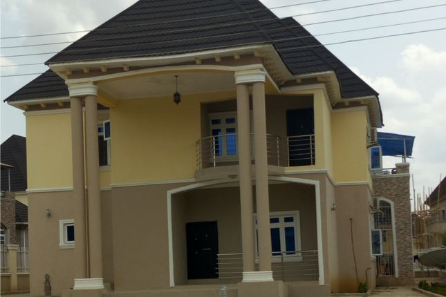 Thumbnail Detached house for sale in 6 Bedroom Detached Duplex With Bq, Airport Road Abuja, Nigeria