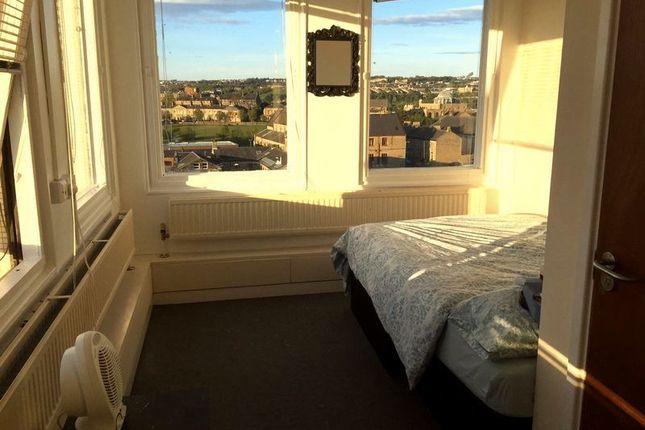 Bedroom of Apartment 909-Large Corner Flat, Colonnade, Sunbridge Road, Bradford BD1