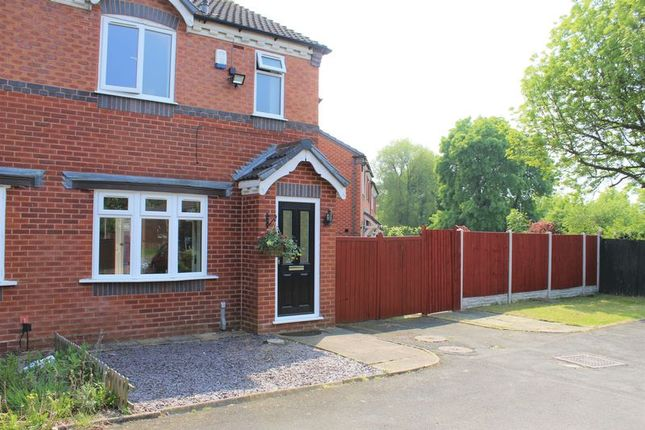Thumbnail Terraced house to rent in Biddlestone Grove, Walsall