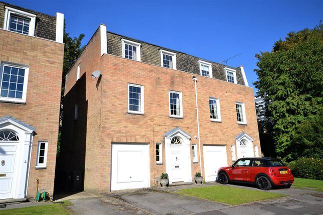 Thumbnail Town house for sale in St. Mary's Court, Eastrop Lane, Basingstoke