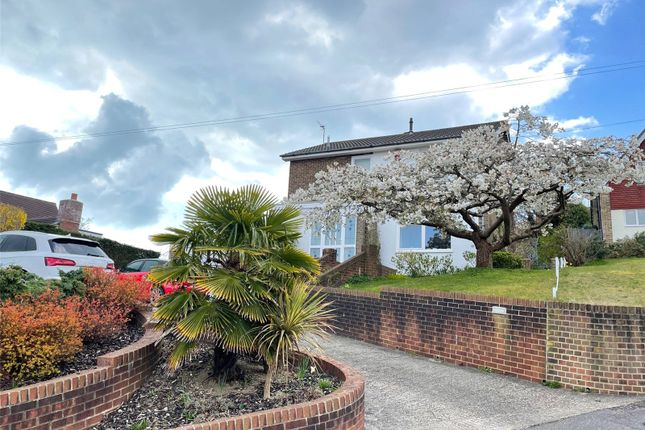 Thumbnail Detached house for sale in Old Mansion Close, Ratton, Eastbourne