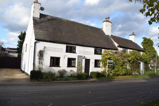 Thumbnail Cottage to rent in Main Road, Ratcliffe Culey