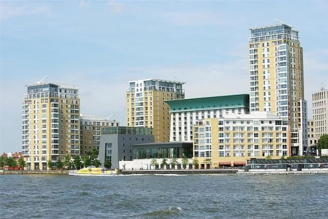 Thumbnail Property to rent in Belgrave Court, Canary Riverside, London