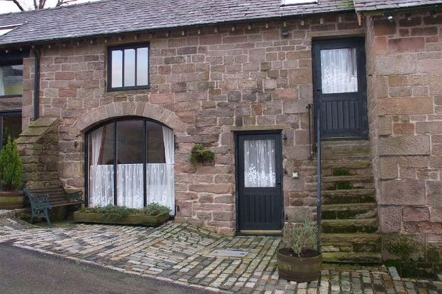 Thumbnail Cottage to rent in Wildboarclough, Macclesfield