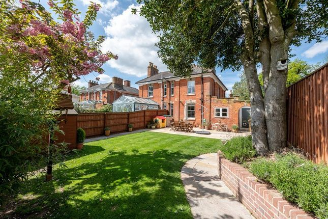 Semi-detached house for sale in Denmark Street, Diss