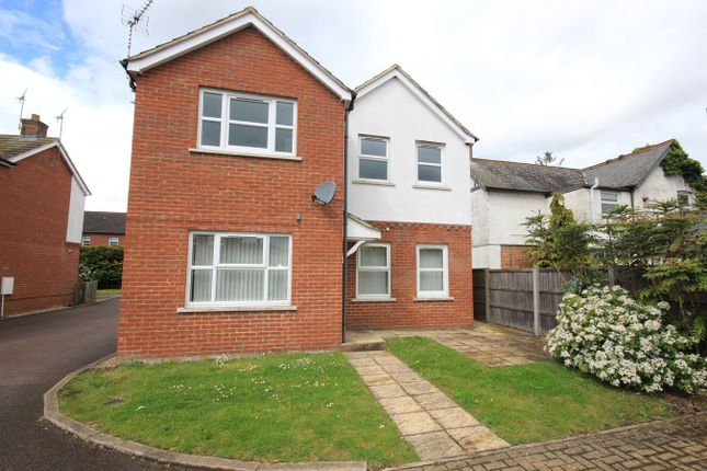 Thumbnail 1 bed maisonette to rent in Ampthill Road, Flitwick