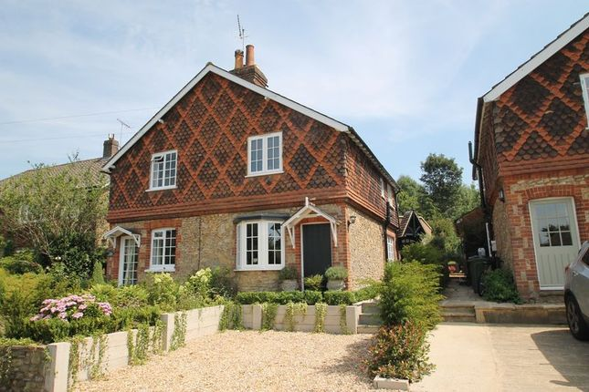 Thumbnail Semi-detached house to rent in Queen Street, Gomshall, Guildford
