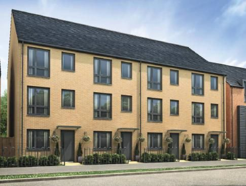 Thumbnail Flat for sale in Brooklands, Fen Street, Off New Port Road, Milton Keynes