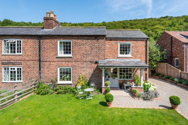 Thumbnail Semi-detached house for sale in 2 Church View, Thixendale, Malton, North Yorkshire