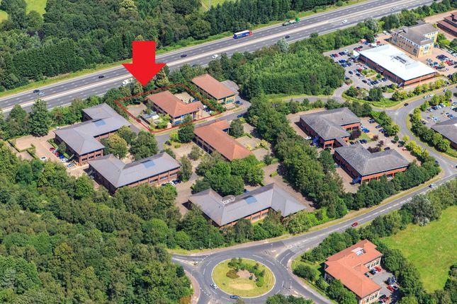 Air 4 of Aspen House, Ancells Business Park, Barley Way, Fleet GU51