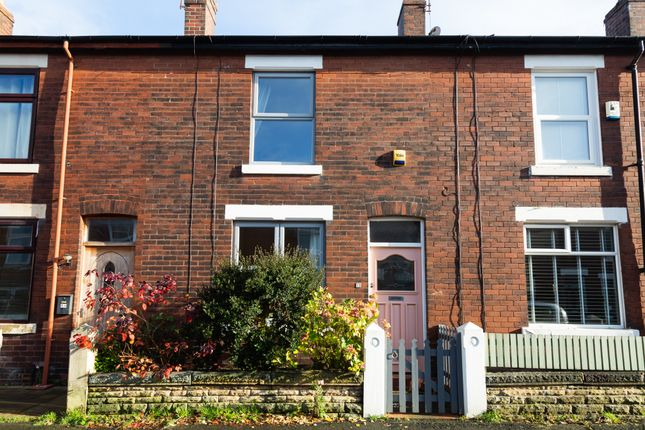 2 bed terraced house for sale in Harold Street, Prestwich, Manchester M25