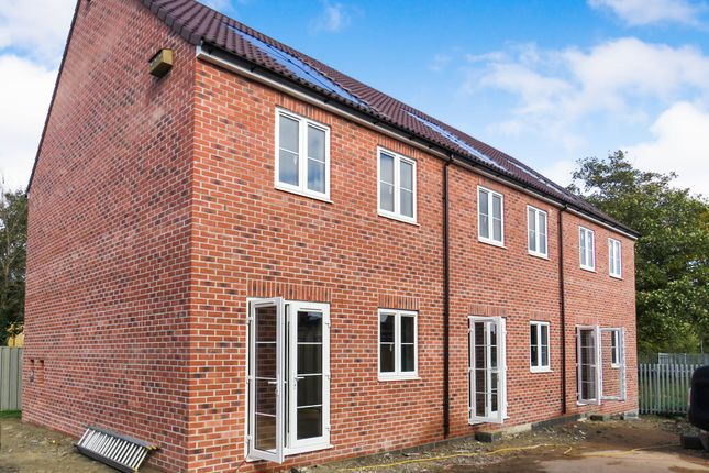 Thumbnail End terrace house for sale in Green Lane, Hilperton, Trowbridge