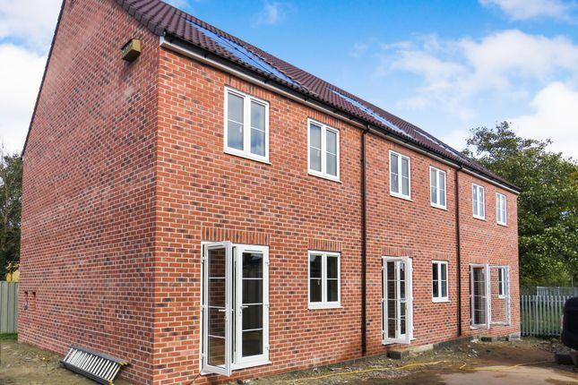 Thumbnail End terrace house for sale in Green Lane, Hilperton, Trowbridge