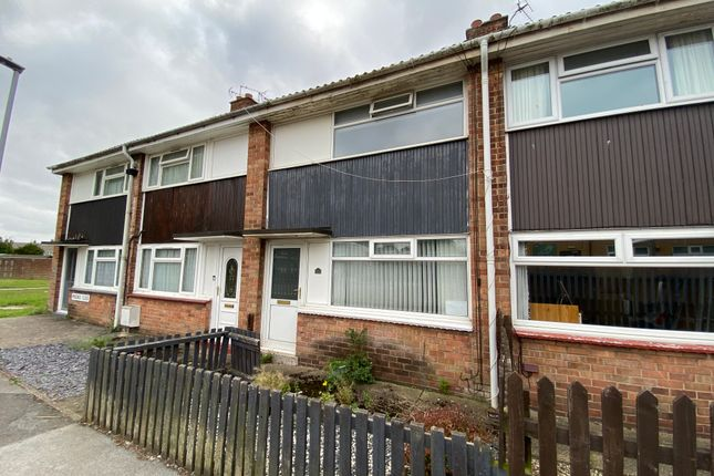 Thumbnail Terraced house to rent in Phoenix Close, Hull