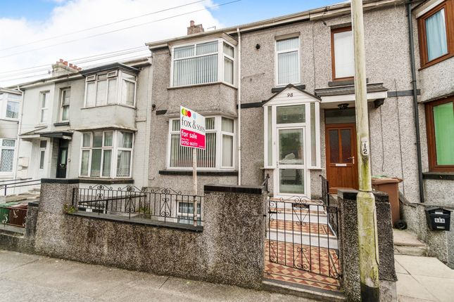 Thumbnail Terraced house for sale in Old Laira Road, Laira, Plymouth