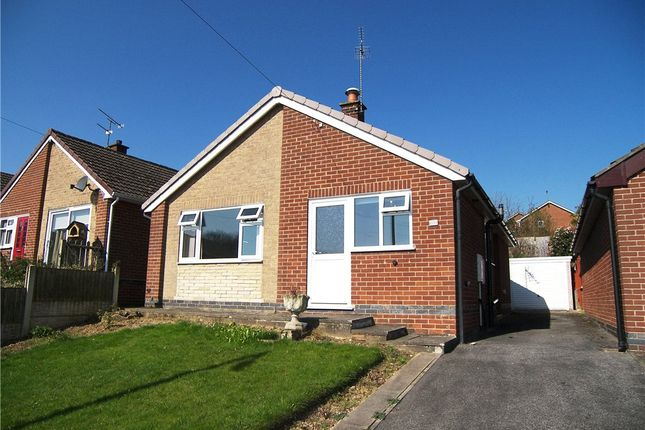 Thumbnail Detached bungalow for sale in Pinewood Road, Belper