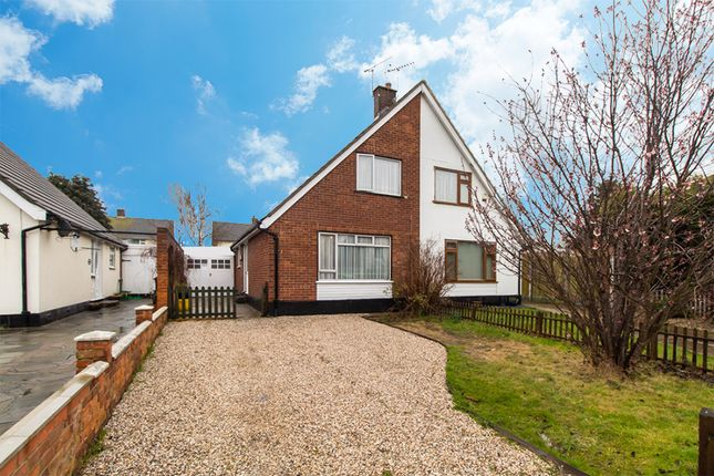 Thumbnail Semi-detached house for sale in Fairview Close, Benfleet