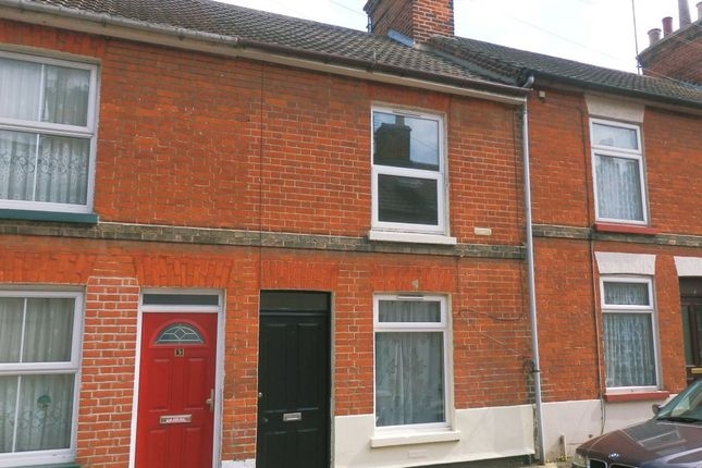 Thumbnail Terraced house for sale in Hordle Street, Dovercourt
