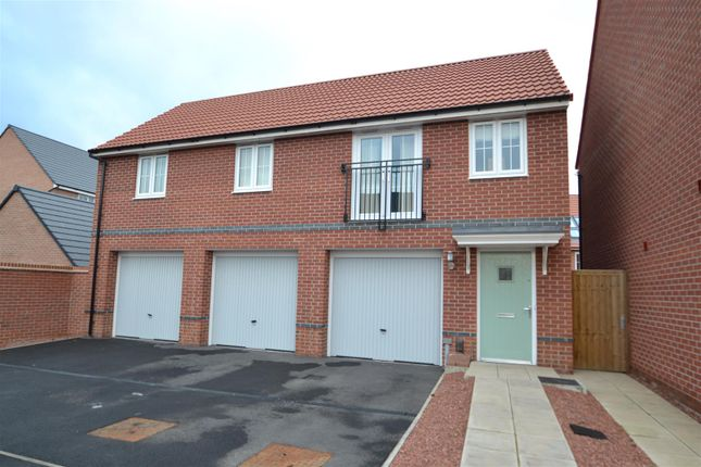 2 bed flat for sale in Bluebell Avenue, Cotgrave, Nottingham