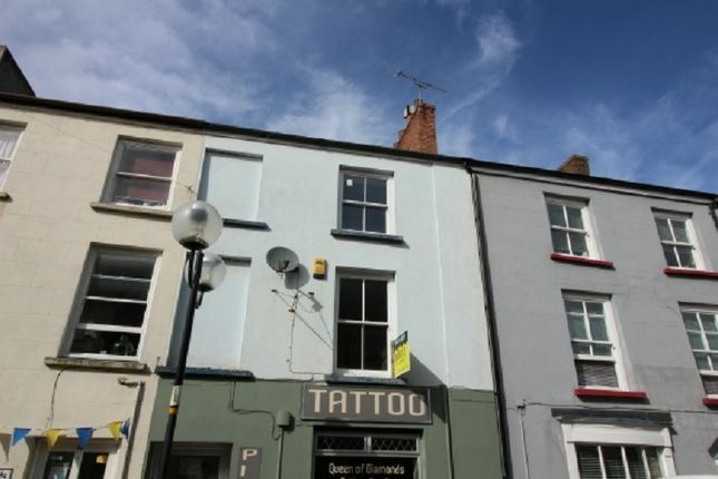 Thumbnail Maisonette to rent in Old Bridge, Haverfordwest